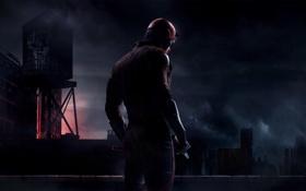 Обои Daredevil, season 2, avenger, мэт мёрдок, netflix, New York