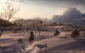 Картинка ассасин, индеец-полукровка, Assassin's Creed III, Коннор Кенуэй, Кредо убийцы 3, Раду́нхагeйду́