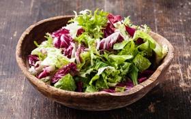 Картинка Еда, Салат, Овощи, фото