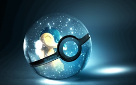 Картинка шар, Аниме, art, Покемон, Pokemon, Pokeball
