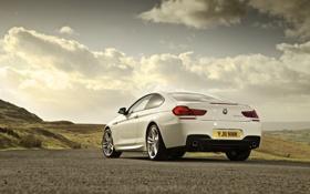 Картинка BMW, Coupe, 6-Series, M-Sport