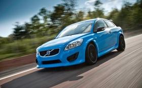 Обои Concept, Volvo, C30