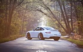 Картинка машина, Porsche, автомобиль, порше, Wheels, 501, HRE
