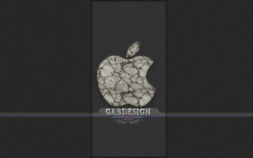 Обои my apple, world, gabdesign