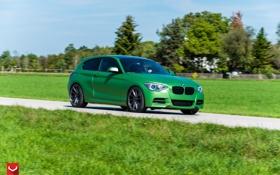 Картинка дорога, поле, машина, авто, BMW, БМВ, wheels