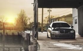 Картинка бмв, BMW, black, E92, 328i