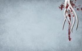 Картинка кровь, минимализм, текстура, blood, minimalism, texture, 1920x1080