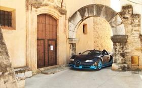 Обои Roadster, Bugatti, Veyron, Grand Sport, Vitesse