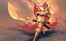 Картинка DotA, Defense of the Ancients, Legion Commander