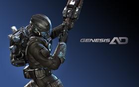 Обои игры, обои, Genesis
