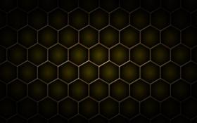 Картинка текстура, соты, texture