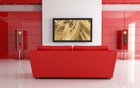 Картинка style, room, sofa
