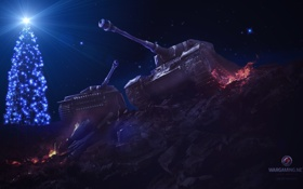 Обои PzKpfw VI Tiger (P), танк, танки, World of Tanks, Wargaming.net, Tiger (P), Tiger