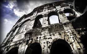 Обои Рим, Колизей, Италия, Italy, Colosseum, Rome