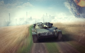 Обои Франция, танк, танки, France, WoT, World of Tanks, Wargaming.net