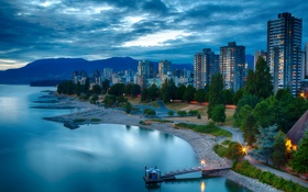 Обои Canada, Vancouver, West End