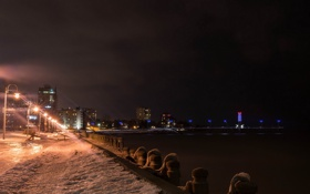Обои Lake Ontario, Spencer Smith Park, Burlington pier