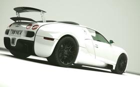 Картинка veyron, bugatti, noir blanc3