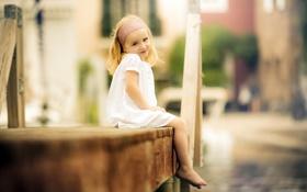 Картинка фон, настроение, девочка