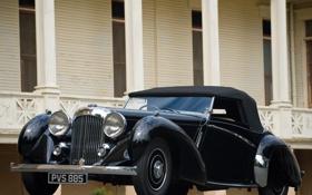 Обои Rapide, Lagonda, 1939, LG6