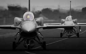 Картинка аэродром, Fighting Falcon, «Файтинг Фалкон», F-16D