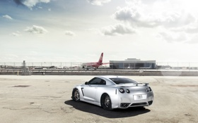 Картинка GTR, Nissan, Forged, R35, SV1