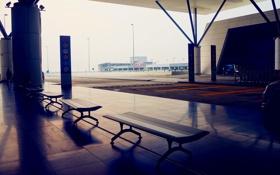 Картинка relax, mood, airport, situation, waiting, malaysia, klia2