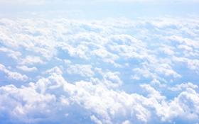 Обои пейзажи, обои, небо, облака
