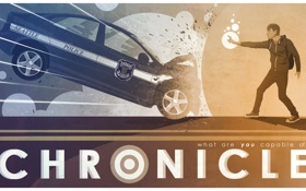 Обои Chronicle, Andrew Detmer, poster, fan art