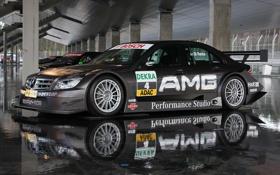 Обои amg, DTM, Mercedes, гонки
