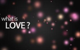 Обои любовь, надпись, обои, вопрос, love, слова, картинка