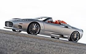 Обои Машина, Спайкер, Серый, Машины, Car, Автомобиль, Cars