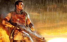 Картинка Игры, Война, Воин, Африка, Far Cry, Far Cry 2, Games