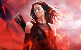 Обои Action, Fantasy, Fire, Games, The, films, movie
