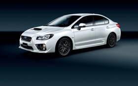 Картинка Subaru, WRX, STI, субару, JP-spec, 2014