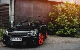 Обои Opel, Astra, GTC