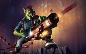 Картинка Warcraft, bomber, гоблин, hearthstone, Hearthstone: Heroes of Warcraft