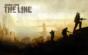 Картинка Дубаи, спецназ, Spec Ops the Line