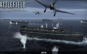 Картинка вторая мировая, DICE, юбилей Battlefield, Battlefield 1942