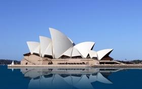 Обои обои, Sydney, опера