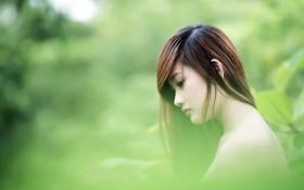 Картинка фон, Model, Hana Tuyen
