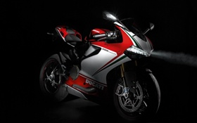 Обои мотоцикл, Ducati, дукати, 1199, Panigale