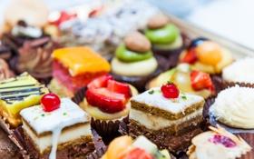 Обои торт, cake, десерт, выпечка, пирожные, сладкое