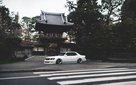 Обои lexus, japan, лексус, ls400