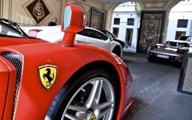 Обои Lamborghini, Porsche, Ferrari, Gallardo, Enzo, Carrera