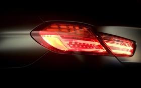 Обои бмв, задние огни, 640 d, rear, 6 Series, BMW, фара