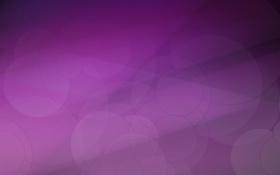 Обои фиолетовый, абстракиця, круги