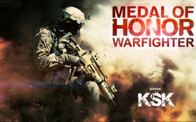 Обои игры, Германия, солдат, medal of honor, спецназ, немецкий, Medal of Honor: Warfighter