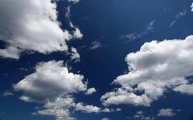 Обои небо, облака, пейзажи, фотографии, обои для рабочего стола hd