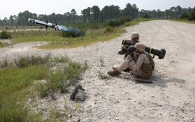 Обои wire-guided missile, United States Marine Corps, оружие